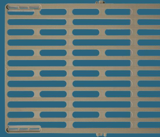 A Surge 50 dock panel.