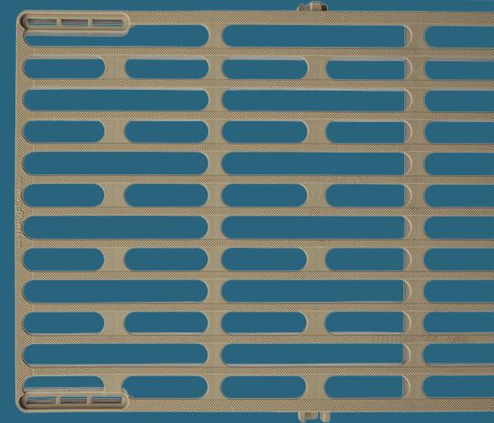 A Surge 60 dock panel.